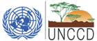 Website UNCCD